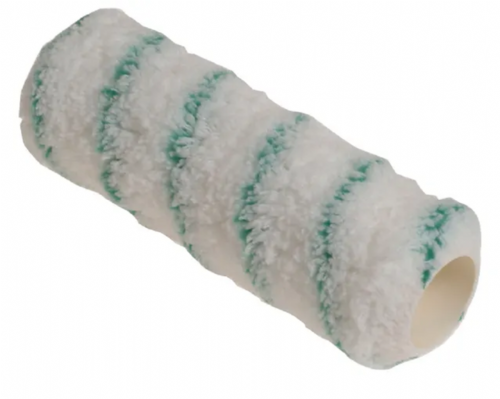 "Faithfull FAIRWLONG Woven Paint Roller Sleeve Long Pile 230mm x 44mm (9"" x 1¾"")"